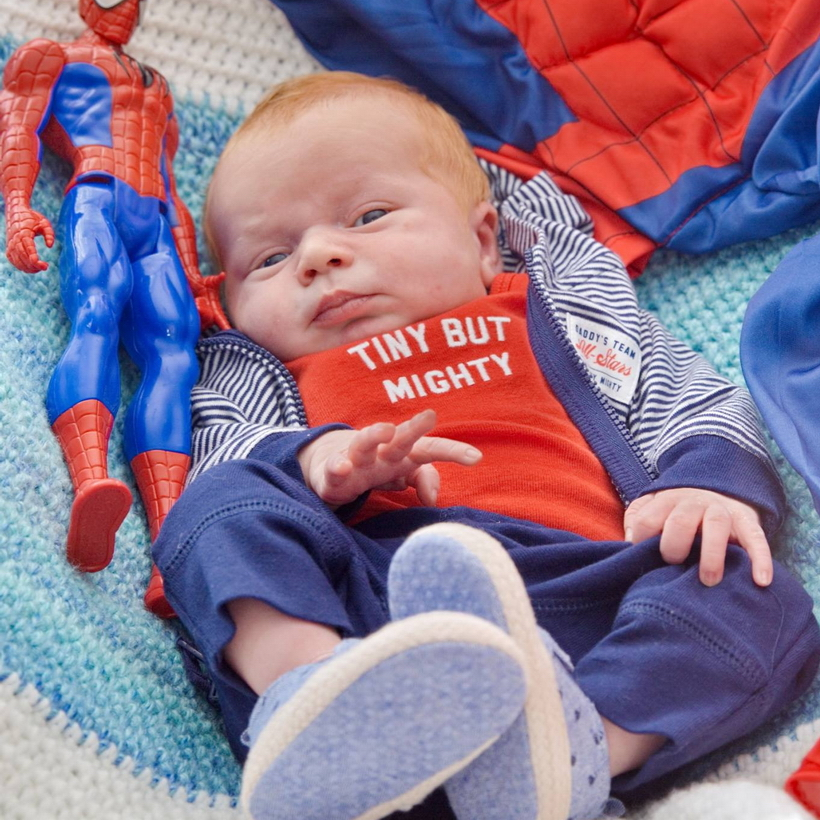 Introduction Peter Parker.